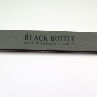 the BLACK BOTTLE  пила - 100/180 грита