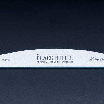 the BLACK BOTTLE пила зебра - 180/180 грита