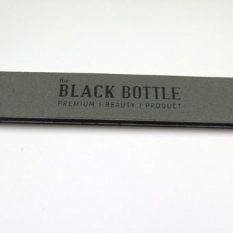 the BLACK BOTTLE  пила - 100/180 грита