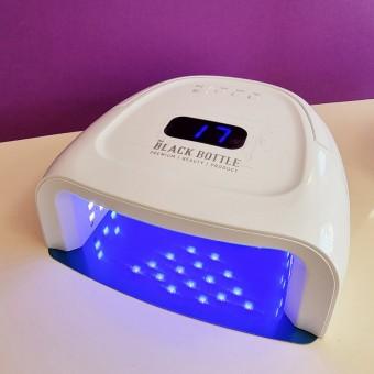 Акумулаторна UV/LED лампа the BLACK BOTTLE